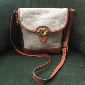 Dooney & Bourke VINTAGE leather purse cross body
